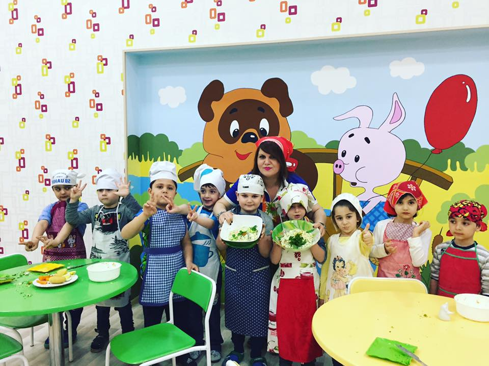 "Детский сад ""Nağıl S"""