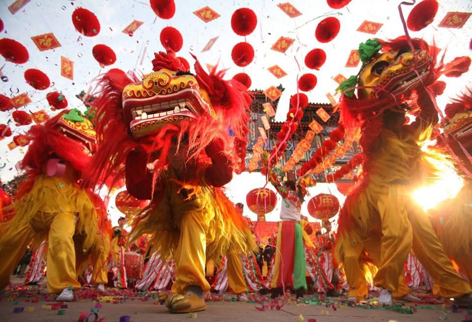 Вечер китайской культуры в