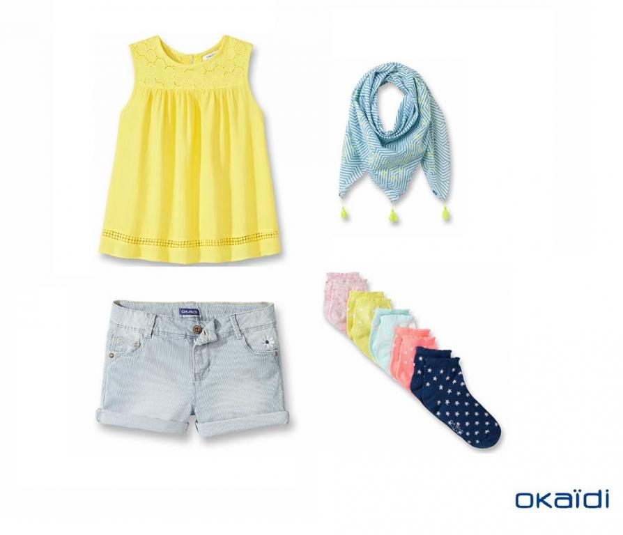 "Детская одежда ""Okaidi"""