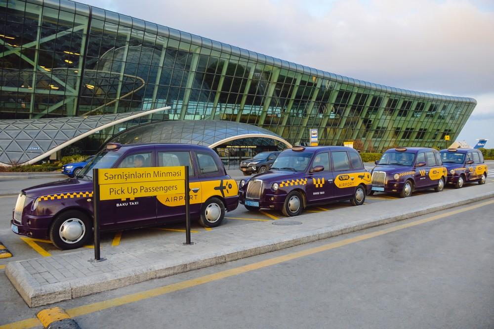 В бакинском аэропорту будет работать только одна компания такси