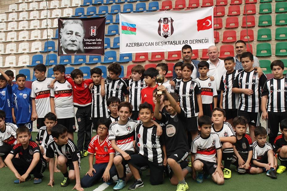 """Футбольная школа """"Beşiktaş"""""""