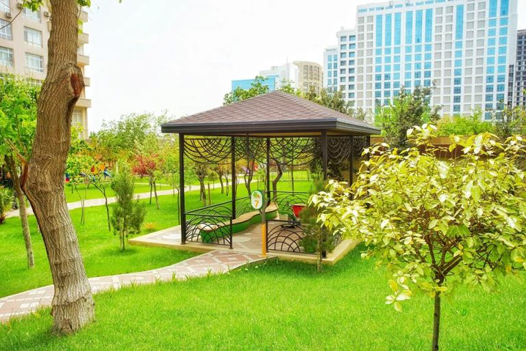 "Детский сад ""Yaşil Ada"""