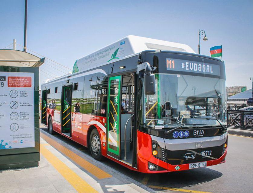В Баку возобновлена работа экспресс-маршрутов