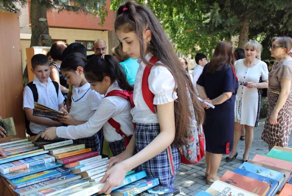Летние чтения в Центральной молодежной библиотеке