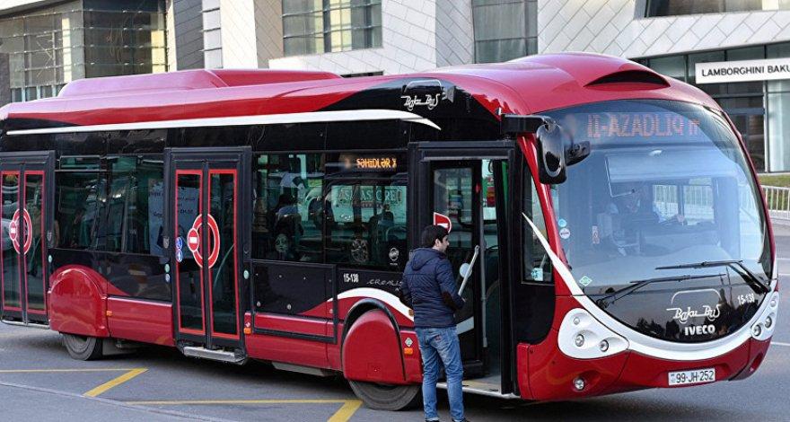 В Баку будут изменены маршруты шести автобусов