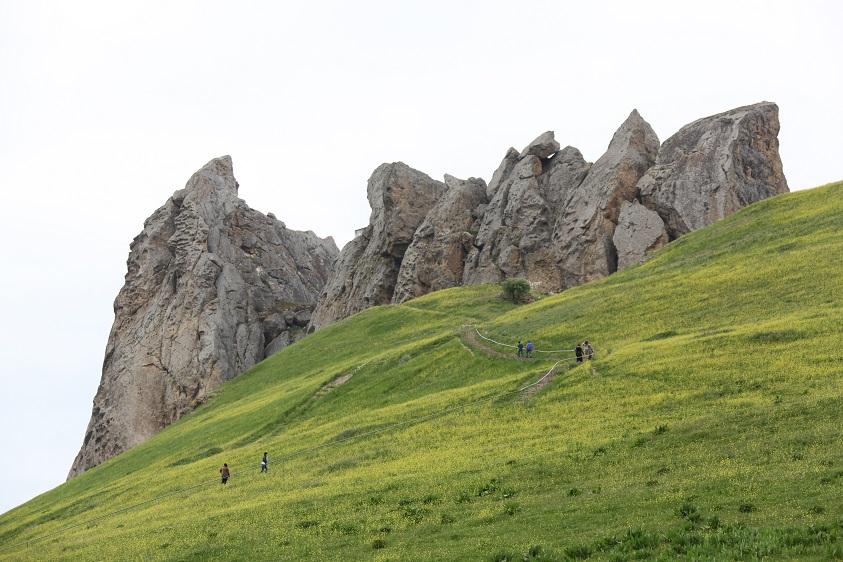 На горе Бешбармаг откроются развлекательные объекты