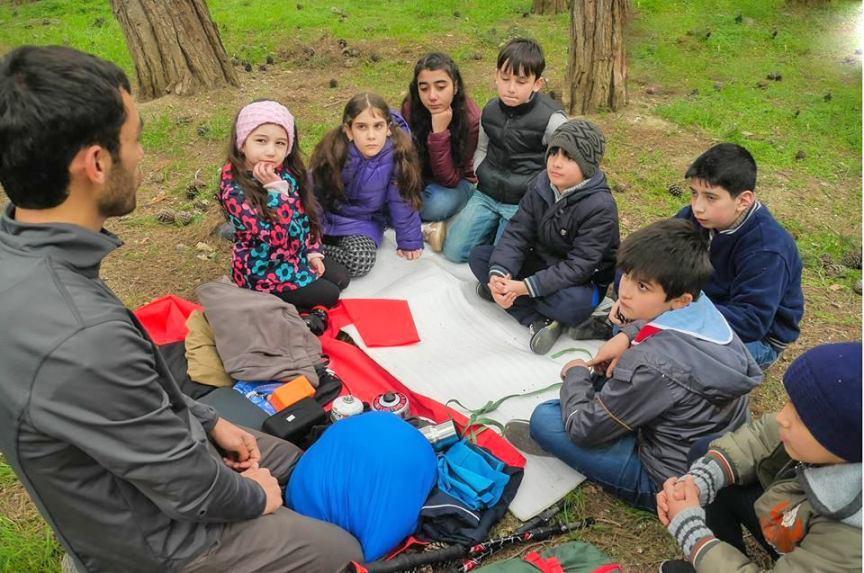 Двухдневный лагерь «Школа без стен»