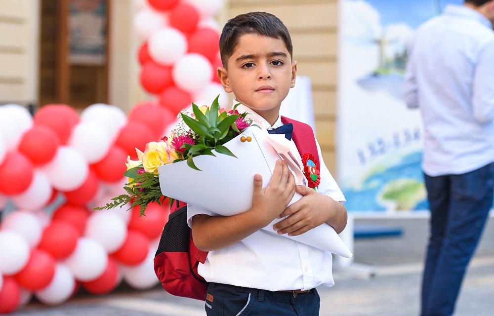 Новый учебный год в Азербайджане начнется с 15 сентября