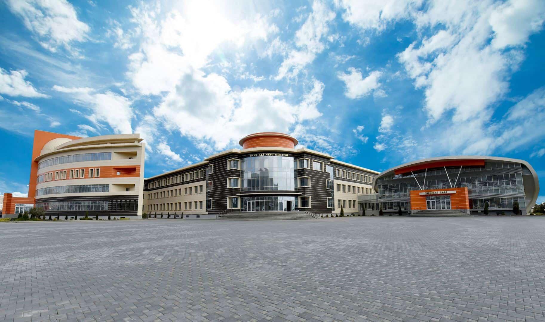 В Бакинской высшей школе нефти открылись новые специальности