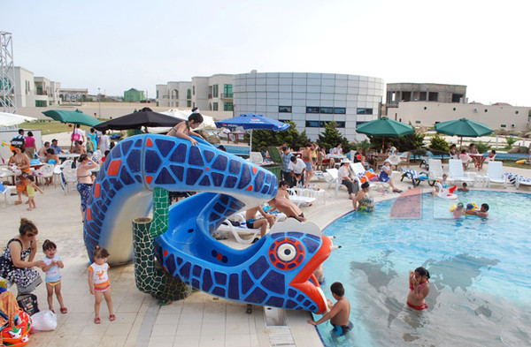 Aquapark Khazar Golden Beach