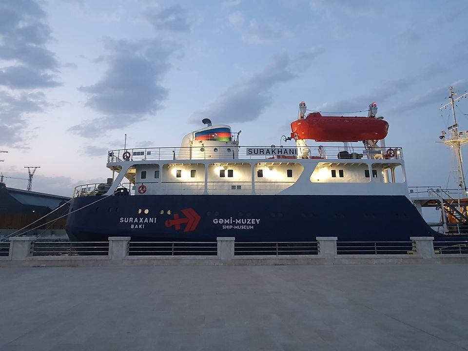 В Баку появится свой корабль-музей