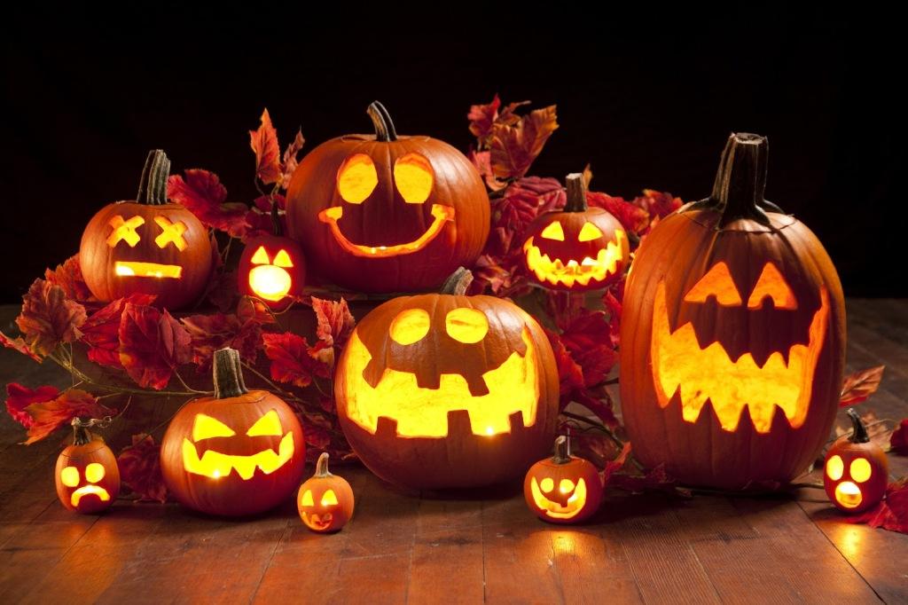 Праздник Хеллоуин в