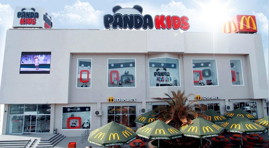 """Детские товары """"Panda Kids"""""""