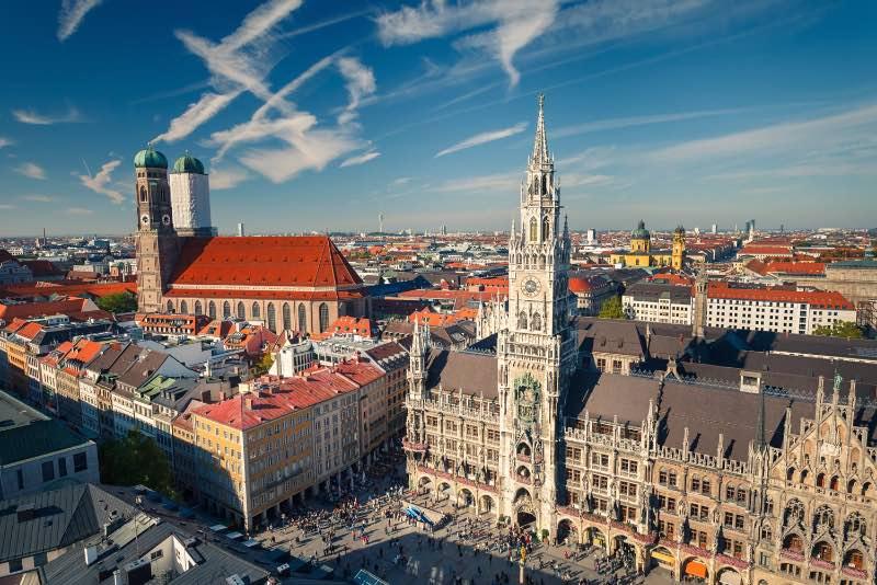 Бавария открыла для всех бесплатный университет