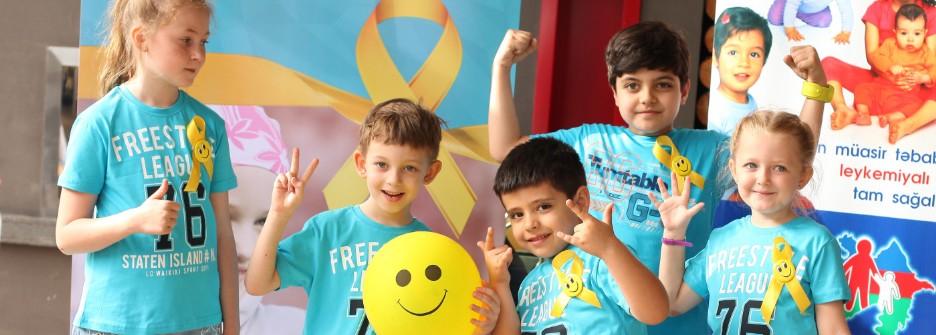 Благотворительная ярмарка «Борьба с лейкемией»