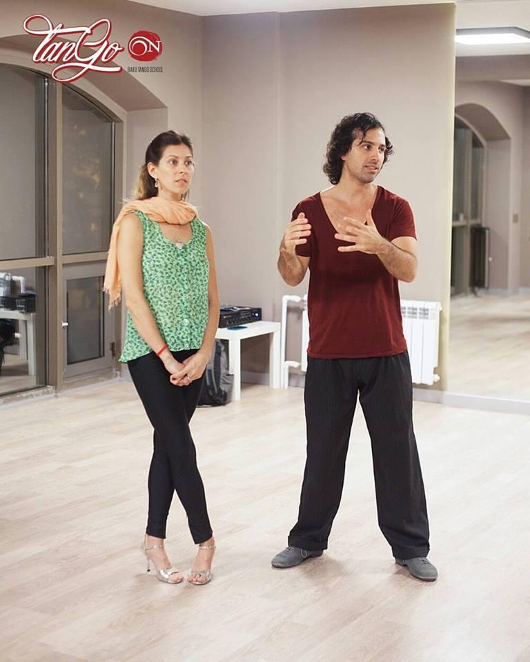 """Baku Tango School """"Tango-On"""""""