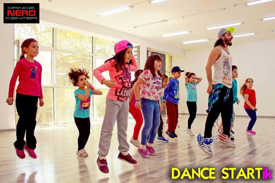 """NERO DANCE CENTER"""