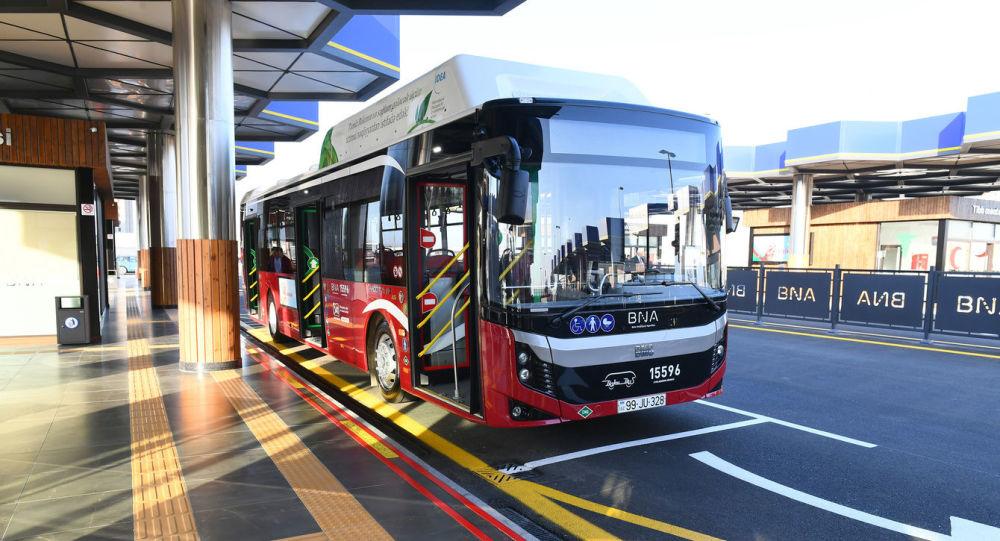 В ТЦ Садарак запустят новые автобусы