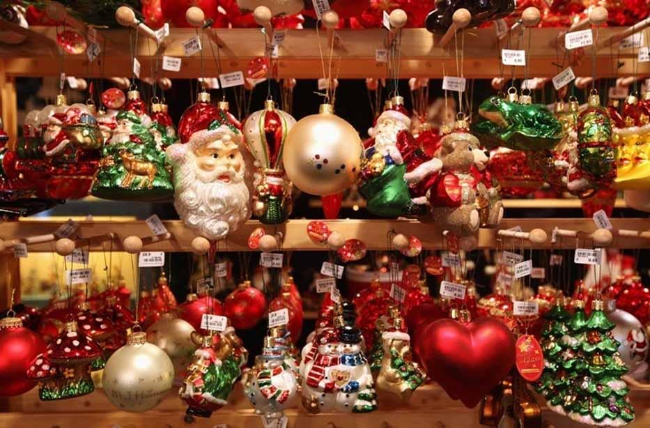 Рождественский фестиваль ручных работ