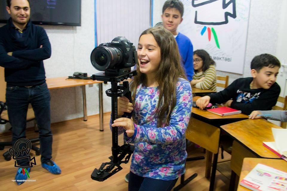 Детская киношкола