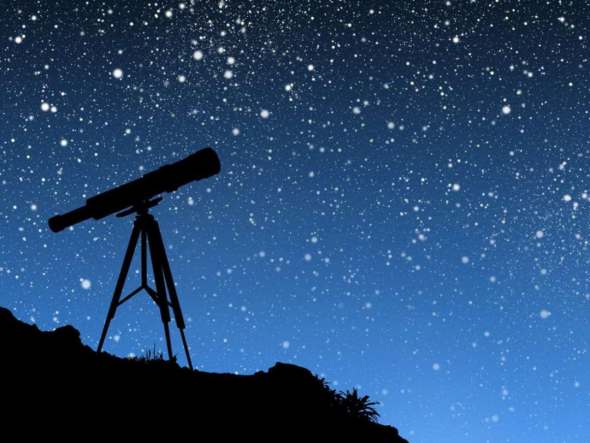 Наблюдение за Луной в Планетарии