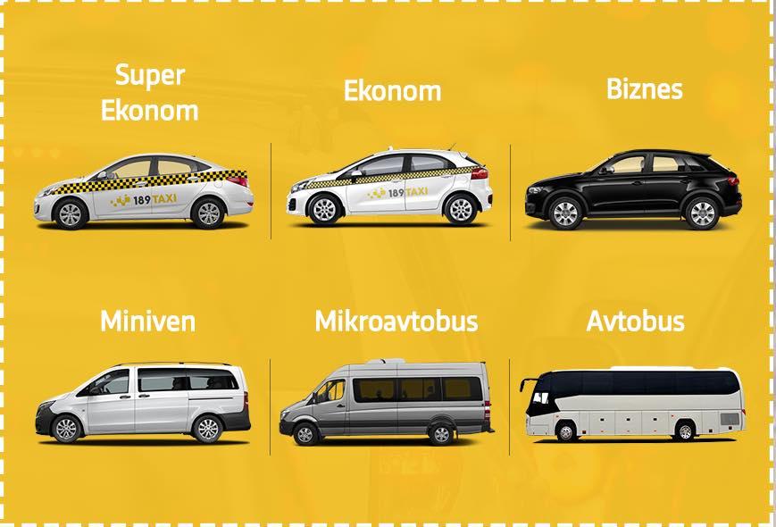 """Служба такси """"189"""""""