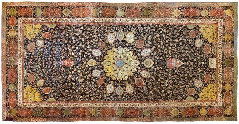 В Лос-Анджелесе представят один из древнейших азербайджанских ковров