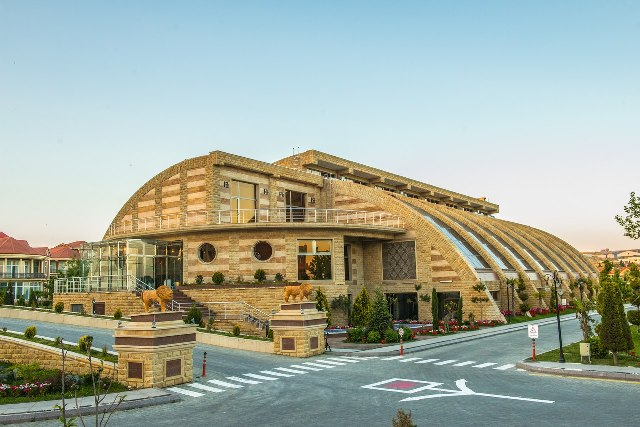 Green City Luxury Spa & Fitness Center