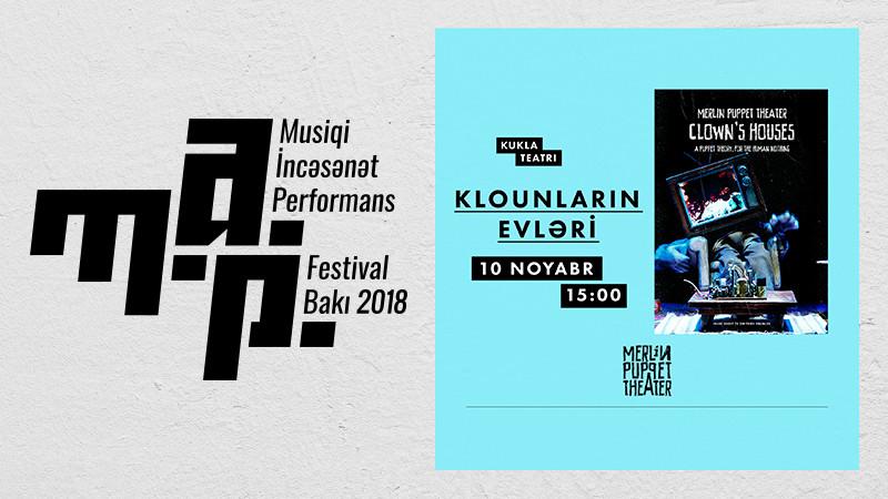 Фестиваль M.A.P.: Спектакль