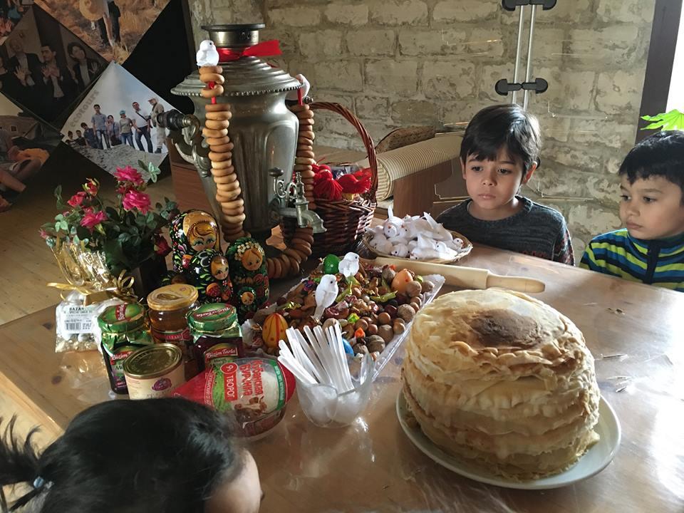 """""""Новруз: 9 дней приходи на праздник!"""""""