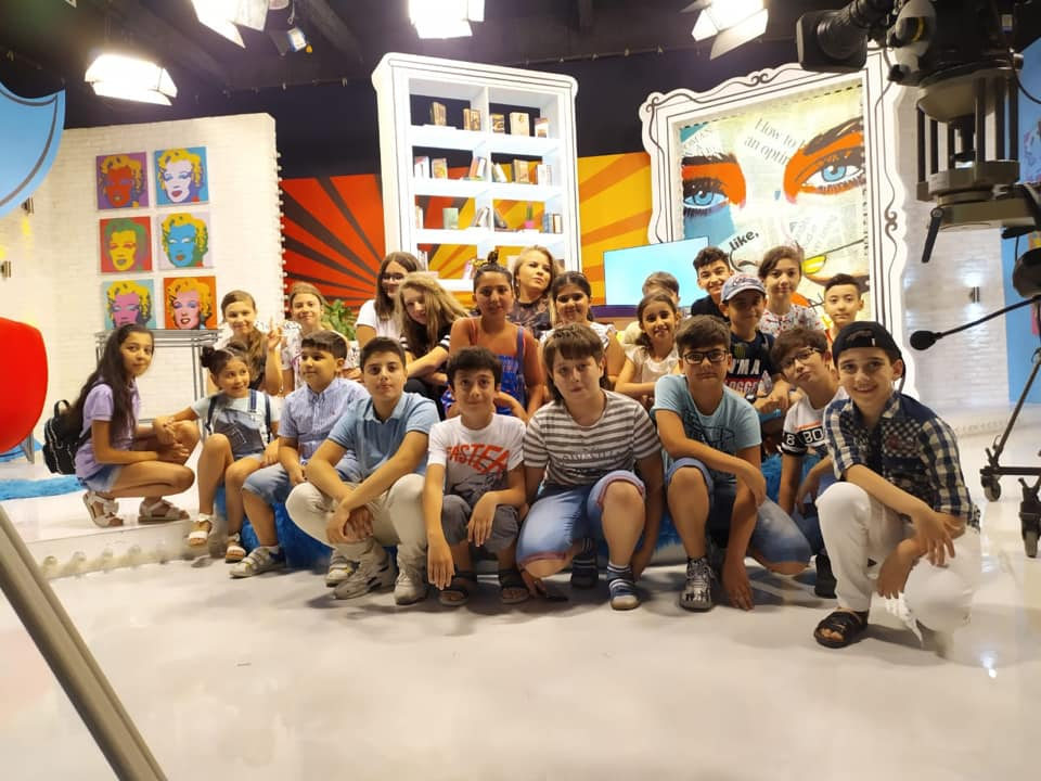 Baku Bloggers School