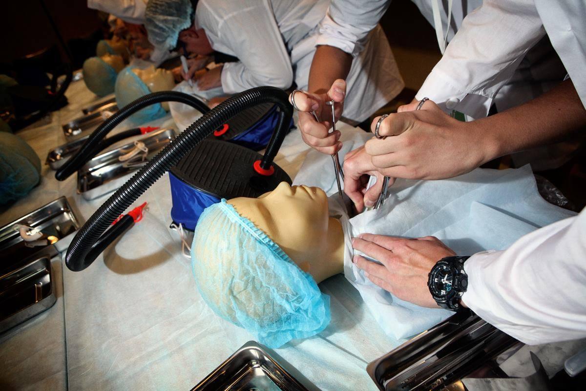 Интерактивная программа «Хирургия»