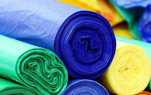 Каждая квартира получит разноцветные пакеты для мусора