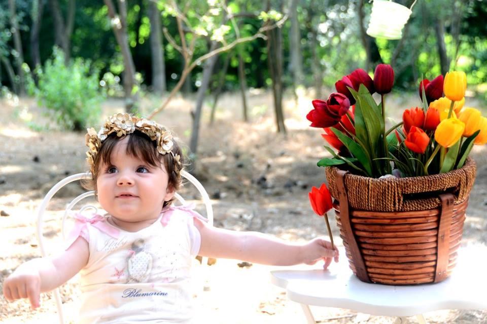 Пикник в Ботаническом саду