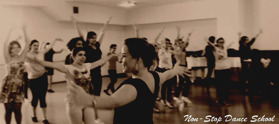 """""""Non-Stop Dance School"""""""