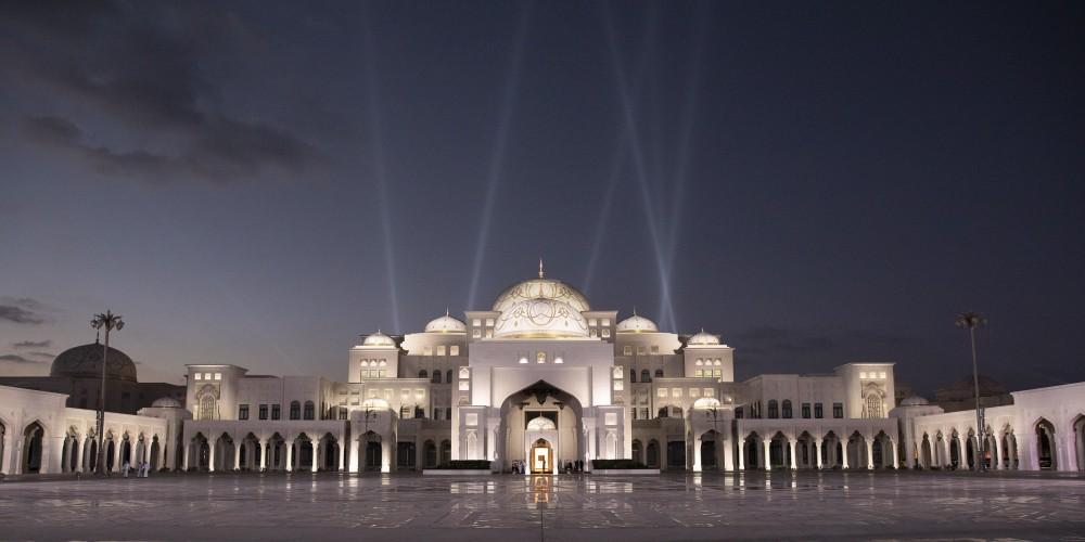 В Президентский дворец в Абу-Даби начнут пускать туристов