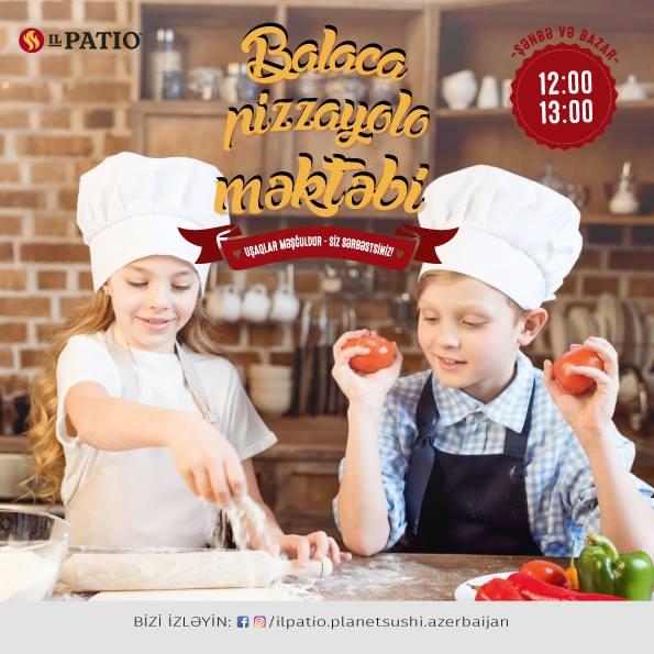 "Кулинарные мастер-классы в ""IL Patio"""