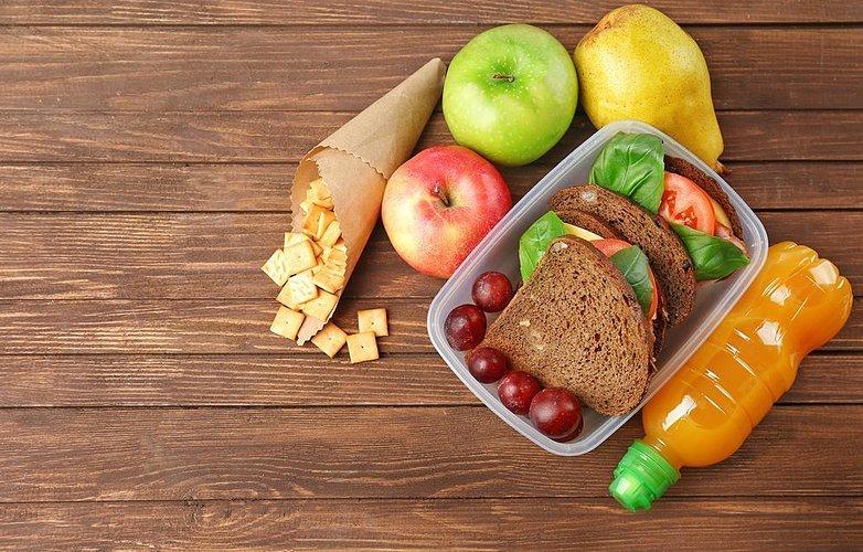7 идей для перекусов в школу