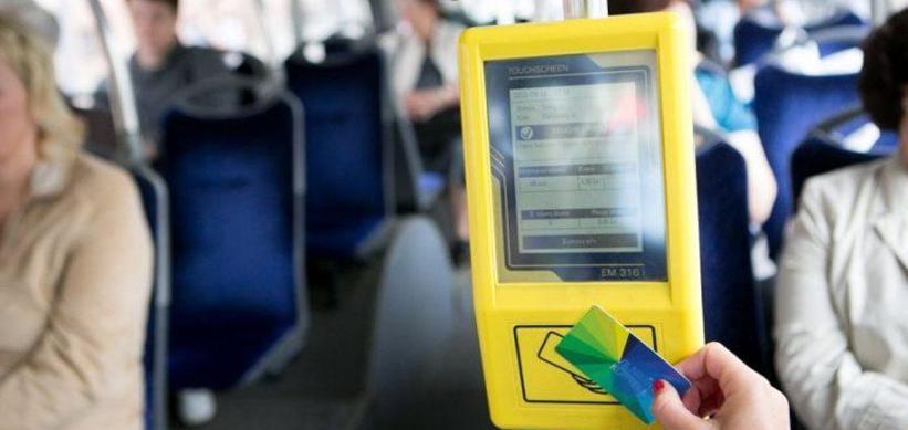 Проезд можно будет оплатить банковской картой