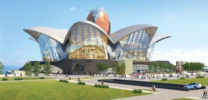 В Баку откроется торговый центр