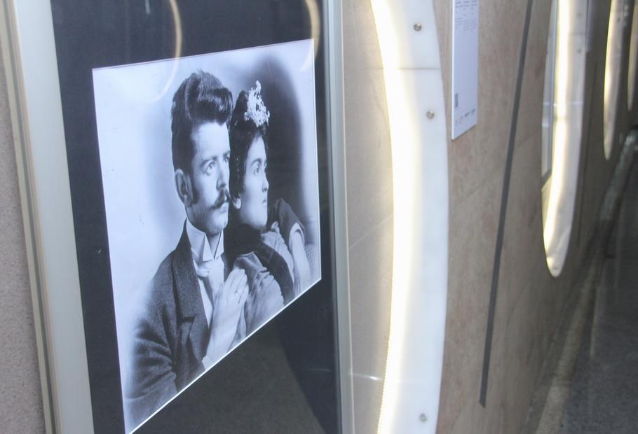 В Бакметрополитене открылась выставка «Фрида Кало и Диего Ривера»
