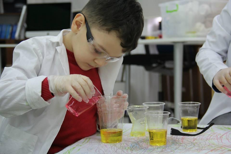 Эко-лаборатория для детей