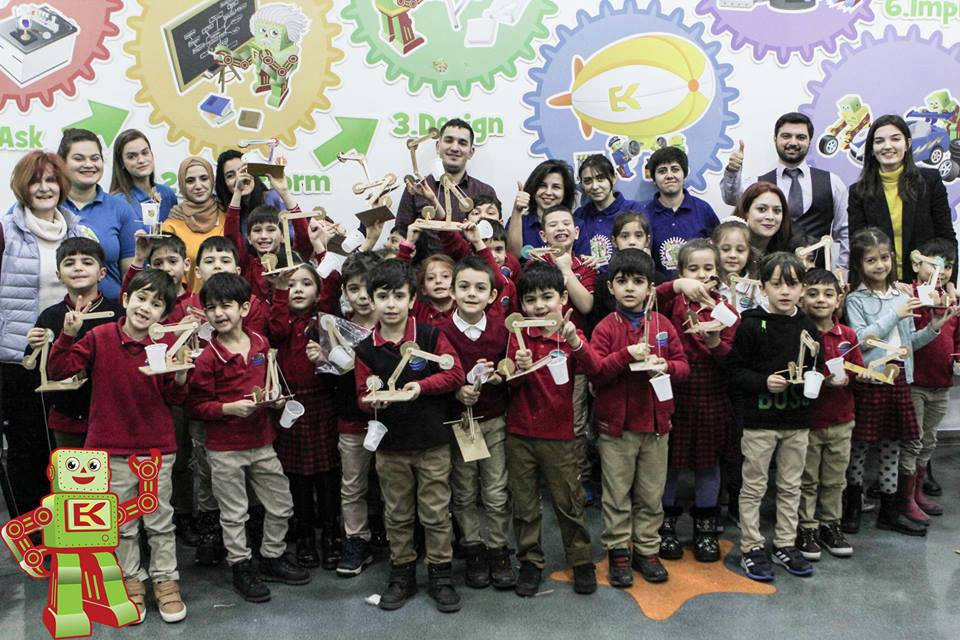 Engineering For Kids - Baku