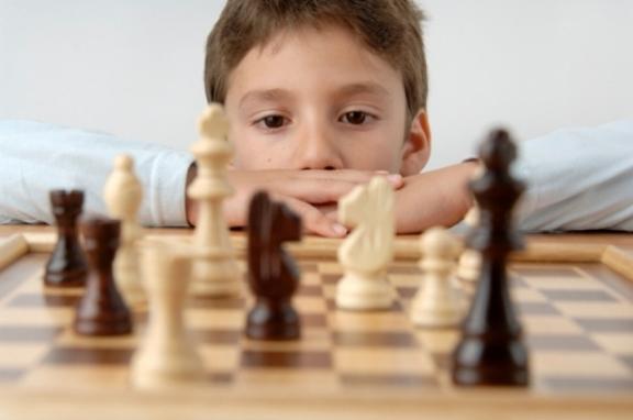 Детско-юношеская шахматная школа №1