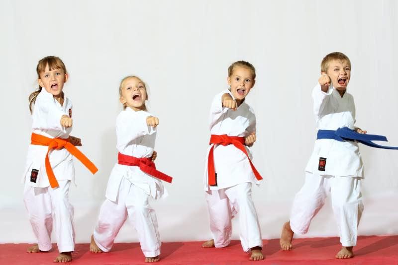 Боевые искусства для детей в Баку
