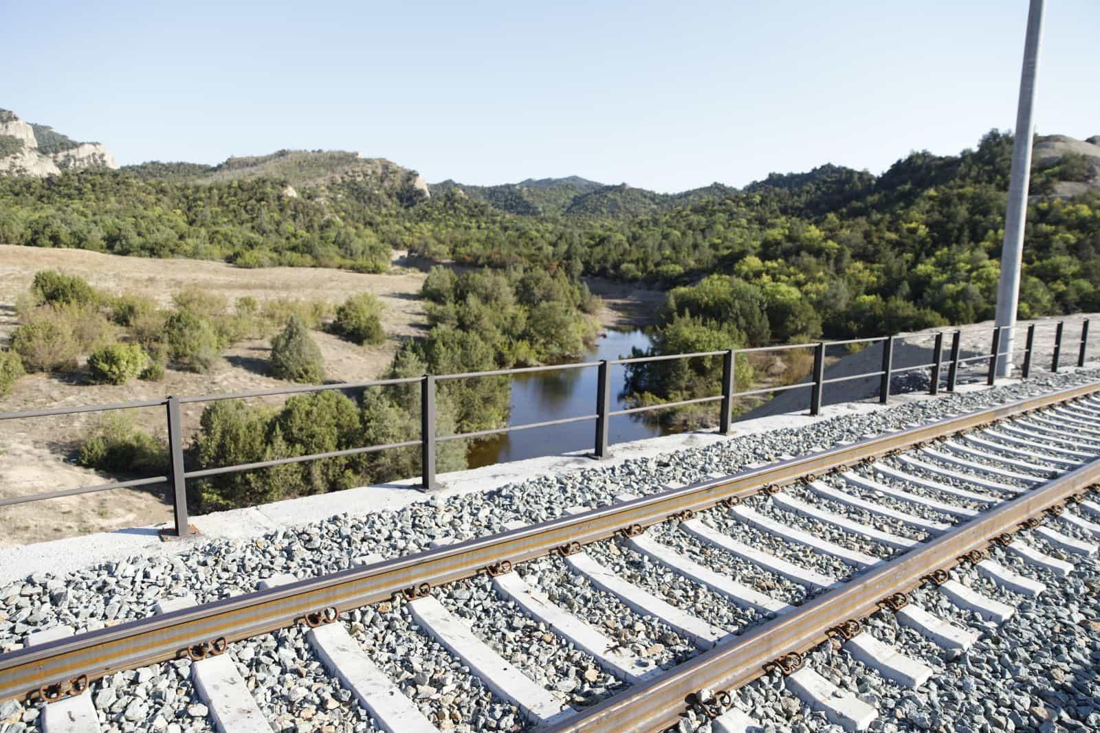 Железнодорожная линия Ляки-Габала готова к сдаче