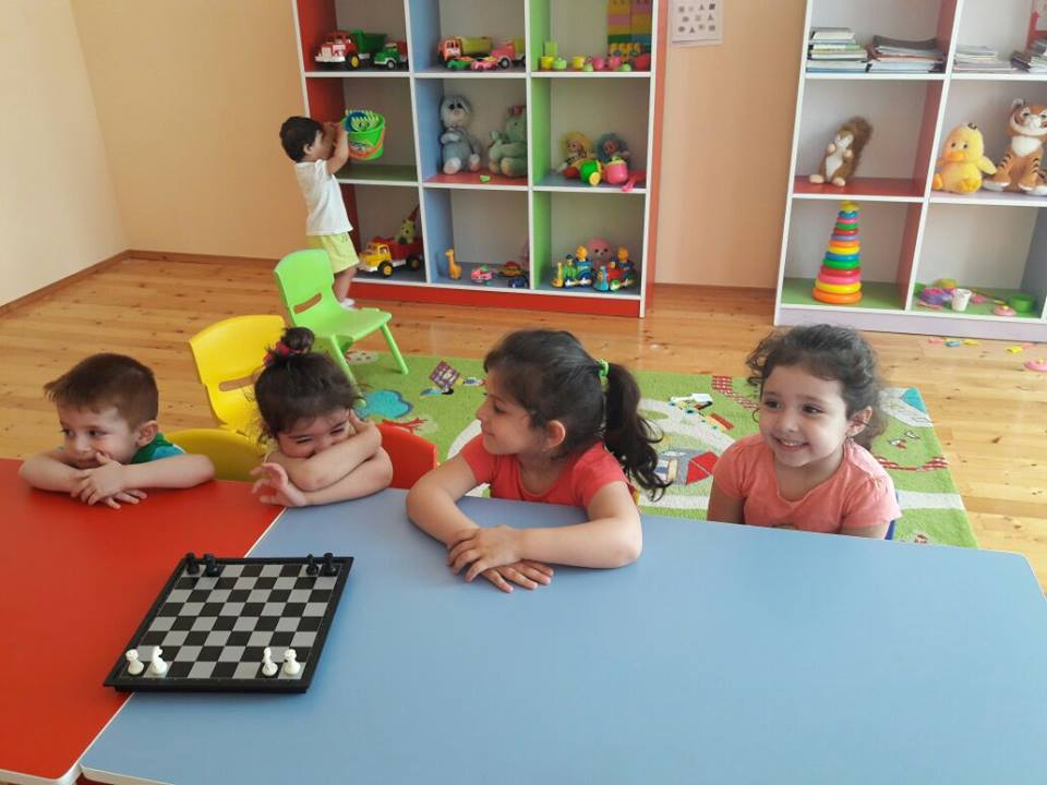 """Детский сад """"Banu"""""""