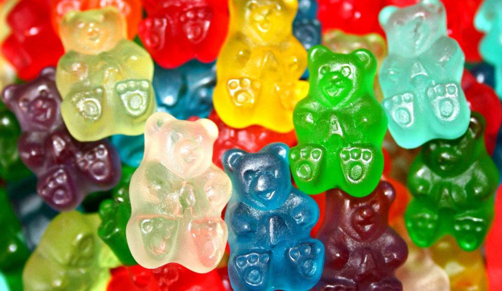 Продукты нефтепереработки и насекомые – сырье для жевательных конфет