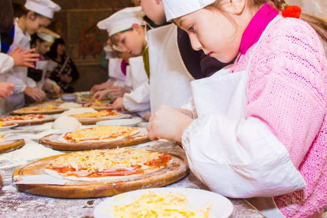 Кулинарные мастер-классы в