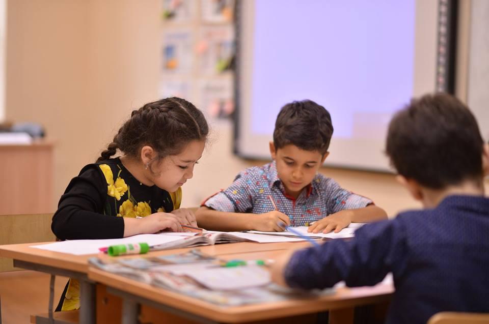 В поисках школы: Bakı Beynəlxalq Təhsil Kompleksi